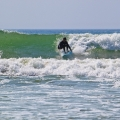 Me surfing La Torche day two